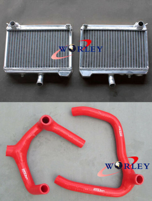 for Honda Goldwing GL1500 Silicone Radiator Hose 1988-2000 Red
