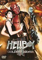 Hellboy - Die goldene Armee vn Guillermo del Toro - Ron Perlman, Selma Blair NEU