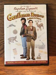 Gentlemen-Broncos-DVD-Rental-Exclusive-Disc-VG