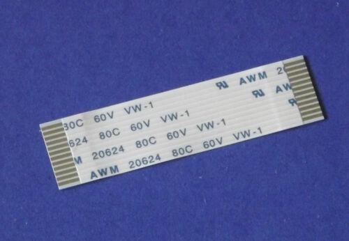 FFC A 12Pin 1.0Pitch 5cm Flachbandkabel Flat Flex Cable Ribbon AWM Flachkabel