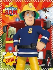 Fireman-Sam-Annual-2016-Egmont-Publishing-UK-amp-Egmont-UK-Ltd-Used-Good-Book