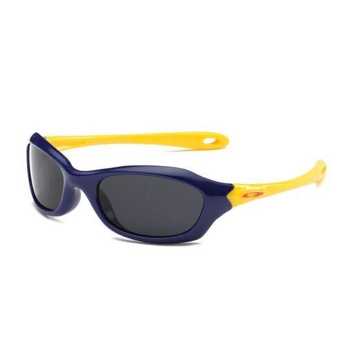 Enfants Lunettes de soleil polarisant élastique Lunettes de soleil Summer Goggle Kids Eye Wear