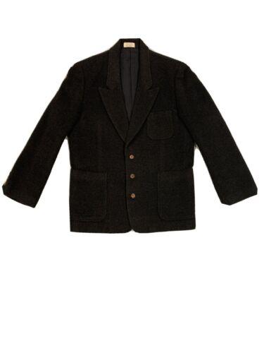MATSUDA Men's Vintage Jacket, Medium Black coat we