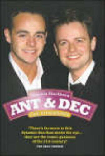 """1 of 1 - """"Ant and Dec"""": The Biography,Virginia Blackburn"""