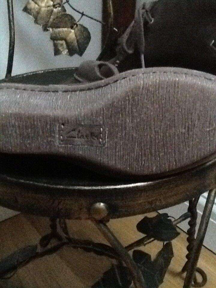 Clarks artisan 3 wedge desert shoe UK 3 artisan c7757b