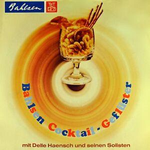 7-034-DELLE-HAENSCH-Cocktail-Gefluester-BAHLSEN-Werbung-Reklame-Platte-Nr-4-1976
