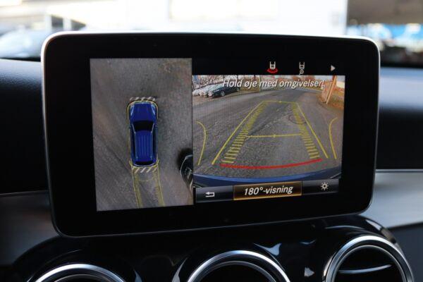 Mercedes GLC350 d 3,0 AMG Line aut. 4-M billede 12