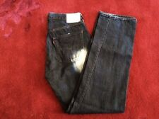 LEVI'S 501XX Selvedge BIG E Tag:34 x 36 Actual:32x33 Made In Japan