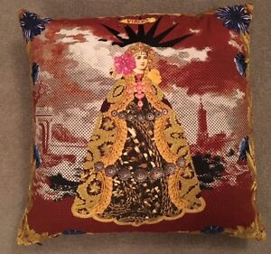 designer guild christian lacroix maison sale virgo cushion cover bnwt 50x50cm ebay. Black Bedroom Furniture Sets. Home Design Ideas