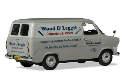 "CORGI CLASSICS 1//43 FORD TRANSIT MK1 MKI /""WOOD /& LEGGIT/"" CARPENTER/'S VAN CC02728"