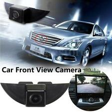 New Car Front View Camera 170° Lens Waterproof Logo Embedded For Nissan Qashqai