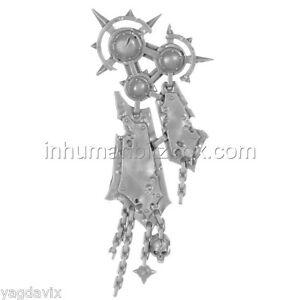 Kpb17 Icone Banniere Putrid Blightkings Chaos Nurgle Warhammer Bitz Bits 95