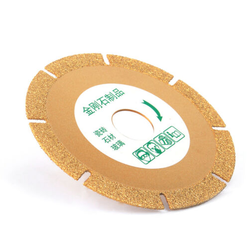 4 Inch Wet//Dry Cutting Disc Diamond Abrasive Wheel 20mm Bore For Angle Grinder