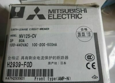 1PC NEW Mitsubishi NV125-CV 80A