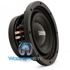 "SUNDOWN AUDIO SD-3 10 D2 10"" 500W RMS DUAL 2-OHM SHALLOW SUBWOOFER SPEAKER NEW"