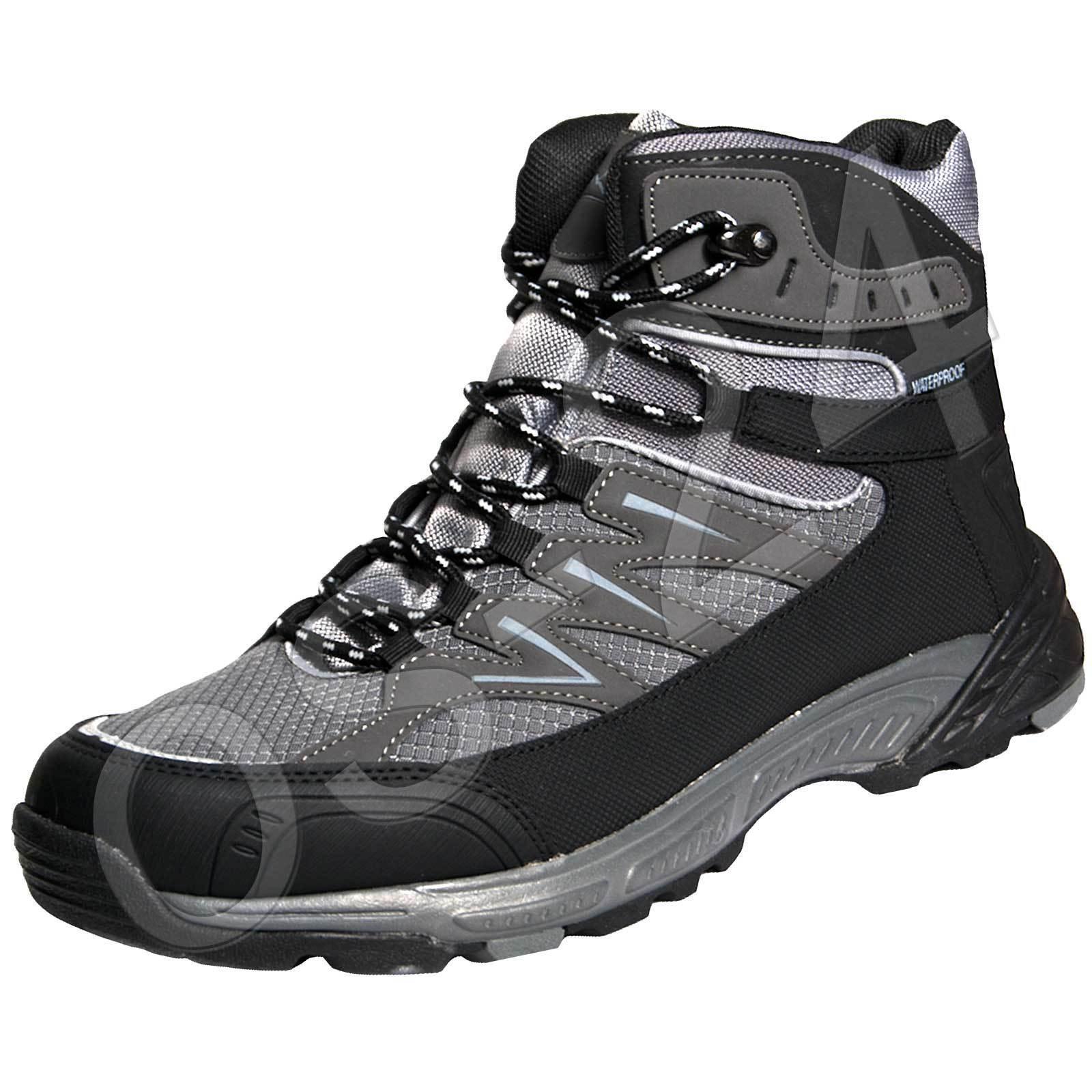 Herren Trekkingstiefel Trekkingschuhe Wanderstiefel Schuhe Gr.43 44
