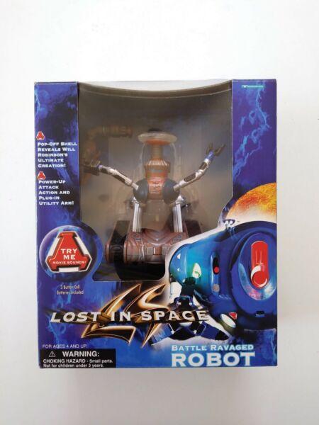 """""""perdus Dans L'espace"""" -"""" Bataille Ravagé Robot"""" - 1997-new"""