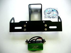 Support-plaque-ECLAIRAGE-plaque-KAWASAKI-Z1000-SX-2013-2014-2015-2016