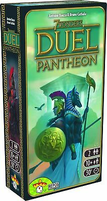 7 Wonders Duel Pantheon Expansion Only No Base New Sealed