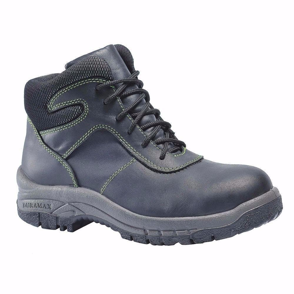 DURAMAX SAFETY FOOTWEAR WORK BOOTS, SIZE 5, 33J897 (LS2021*A)