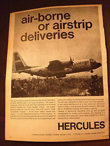 VINTAGE-1961-HERCULES-ORIGINAL-ADVERT
