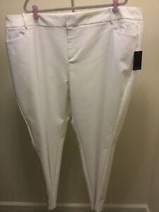 Eloquii-White-Kady-Pants-Size-26