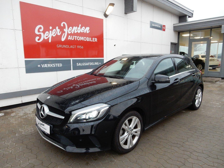 Mercedes A200 d 2,2 Urban 5d - 249.700 kr.