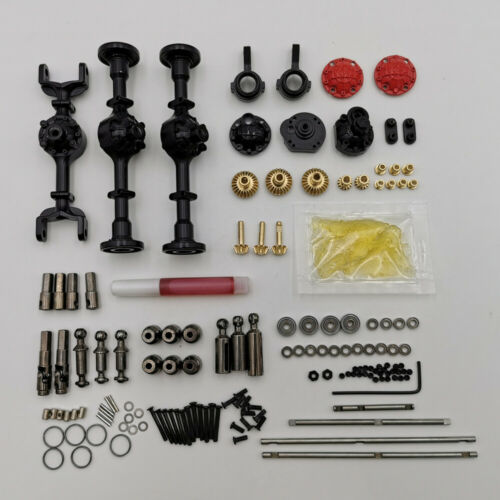 Langlebig vorne hinten brückenachse shell lenkstange kit für b16k lkw rc auto