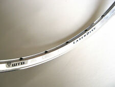 """WTB Cross Country 26"""" Rim Laser Disc Alloy Clincher 28 Hole MTB Bike Bicycle NOS"""