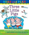 Three Little Pigs by Sue Weatherill, Steve Weatherill (Paperback, 2008)
