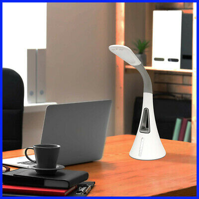 Ultrabrite Kanu Led Desk Lamp With Fan Ebay
