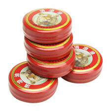 5Pcs/set Tiger Balm Ointment Massage Pain Reliff Red White Muscle Rub Aches