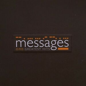 OMD-034-messages-GREATEST-HITS-034-CD-DVD-NUOVO