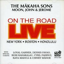 The Makaha Sons, Makaha Sons of Ni'ihau - Live on the Road [New CD]