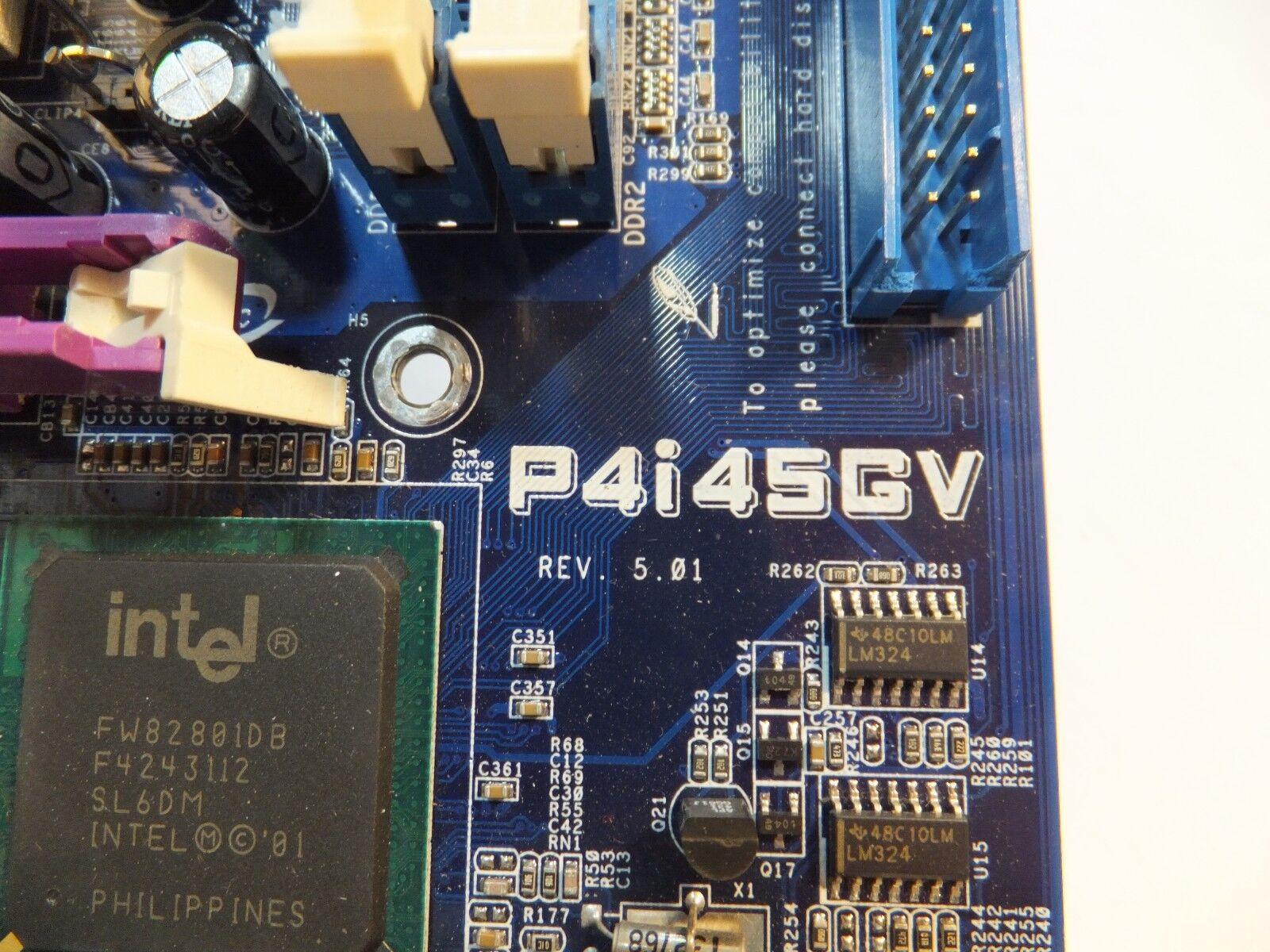 Asrock P4I45GV Rev 5.0 Drivers for Mac Download
