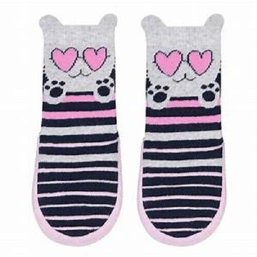 Jumping Bean Unicorn Slipper Socks NWT 2-4T