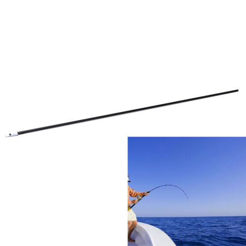 58cm 3intervals Fishing rod tips Solid and hollow carbon long rod AccessoriesFT