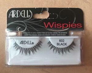 09957b499c0 Ardell Wispies False Eyelashes #602 BLACK NIP (I) 74764652386 | eBay
