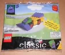 1999 McDonald's Happy Meal LEGO #5 Classic Grimace Truck #2045 NEW