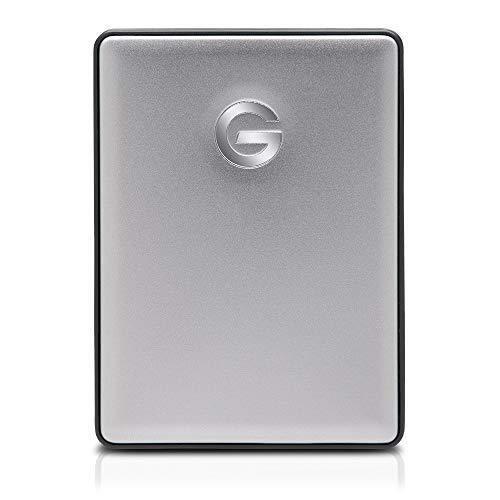G-Technology G-Drive Mobile USB-C 2TB Space Gray 0G10317