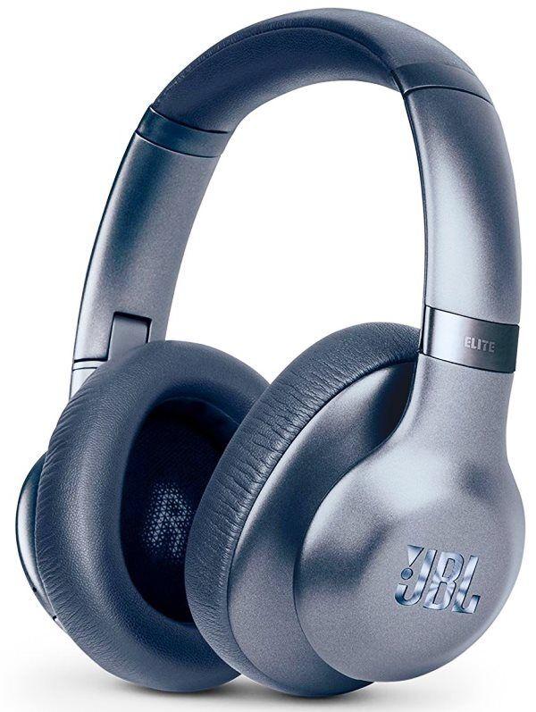 JBL Everest 750NC Over-Ear Wireless blueetooth Headphones (bluee)