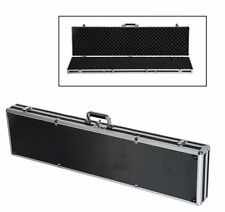 Rifle Shotgun Hard Carrying Case Aluminum Framed Combination Lock Safe Storage
