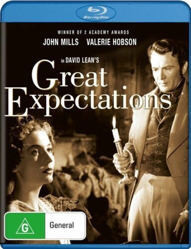1 of 1 - Great Expectations (Blu-ray, 2009) New Sealed  Region B