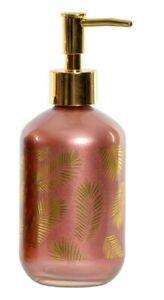 Unparteiisch Neu Seifenspender Glas Gold Altrosa Boho Style Billigverkauf 50% Seifenschalen & -spender