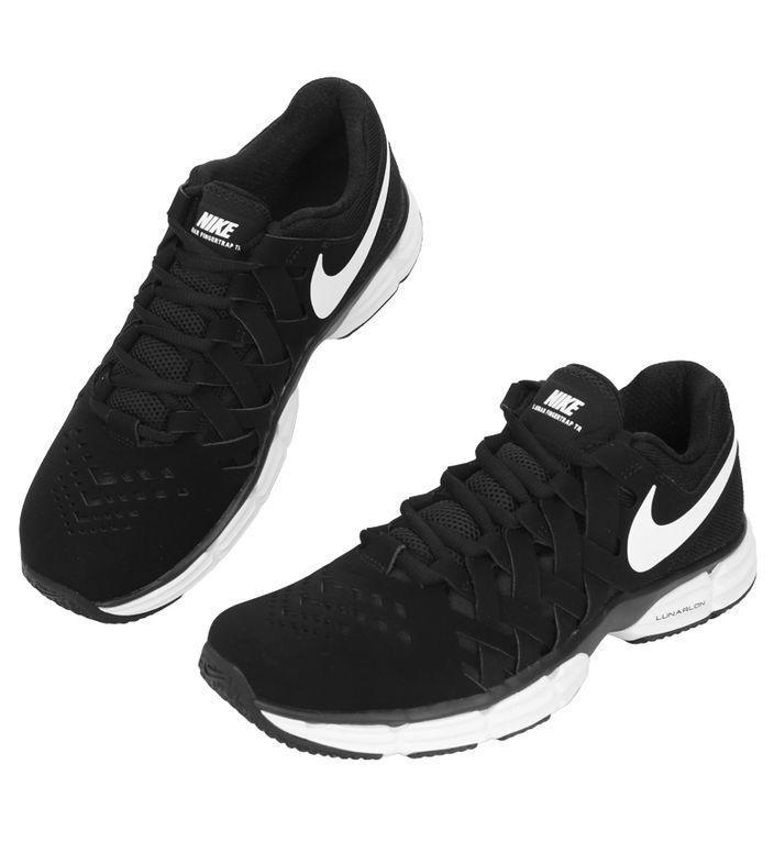 Nike lunar fingertrap tr  9-11.5 trainingsschuhen blac / blac / wht 898066-001 sz 9-11.5  3258da