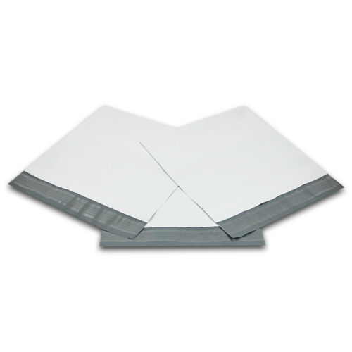 50 6x6 EcoSwift Square Poly Mailers Plastic Envelopes Shipping Bags 2.35MIL