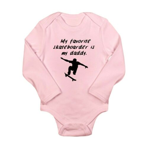 1263447825 CafePress Cute Long Sleeve Infant Bodysuit Baby Romper
