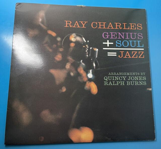 Ray Charles - Genius+Soul=Jazz Vinyl LP esslp009