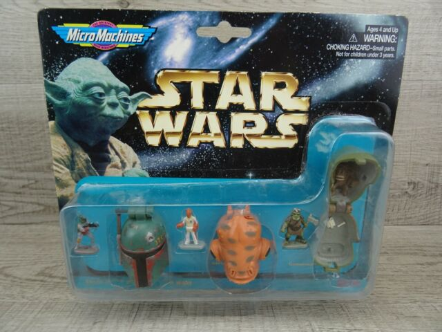 Star Wars Micro Machines Galoob Collection I Action Figures 1996