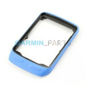 New-Front-case-for-Garmin-EDGE-510-blue-genuine-part-repair